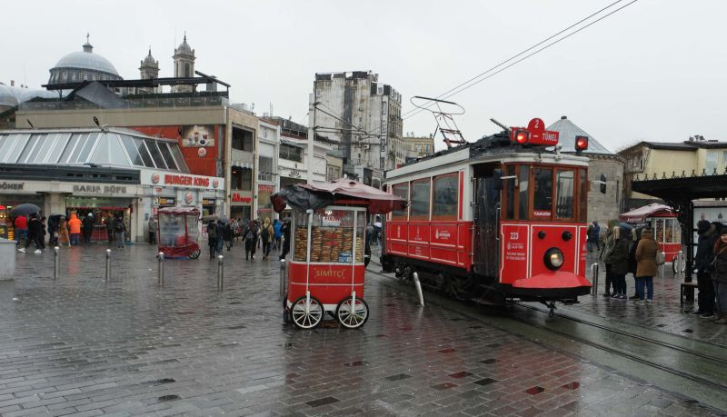 am Taksimplatz © Jörn Staeger