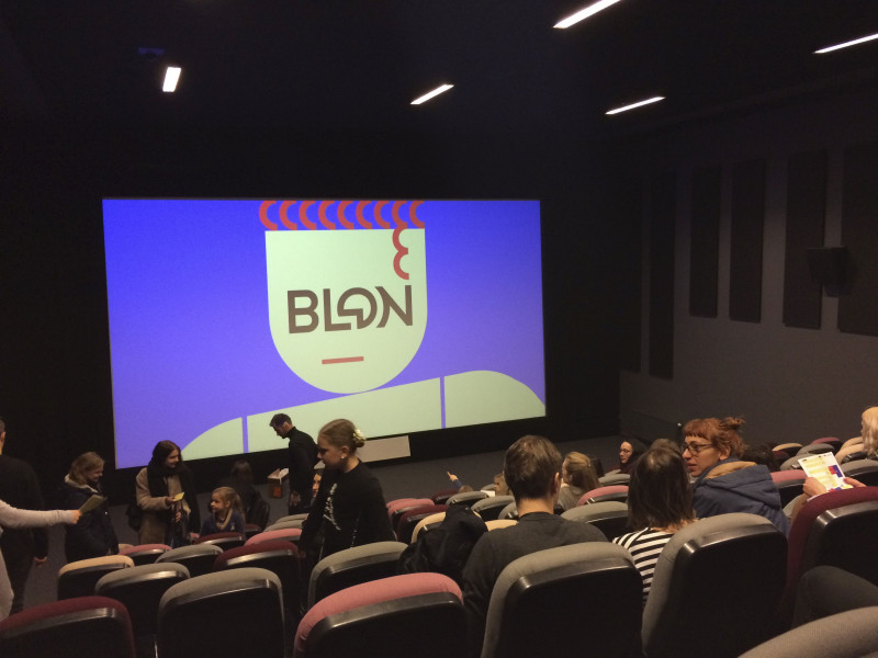 BLON Screening © Florian Maubach