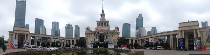 Shanghai Exhibition Center, Veranstaltungsort des FILM & TV MARKET