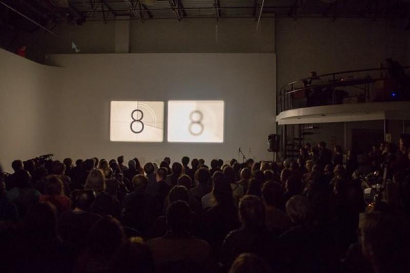 Haupt Bühne des Festivals, Lightspace Studios 3.12.17
